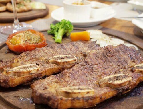 【文末抽獎】新竹竹北 Asador 阿根廷炭烤料理,台元科技園區第一館,我的異國風情浪漫晚餐